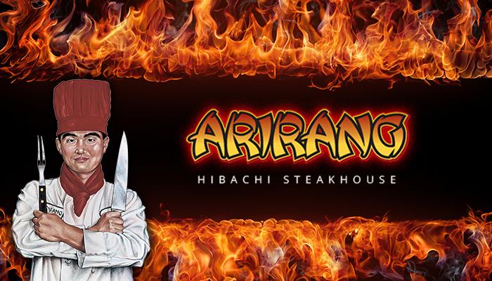 Arrirang Hibachi Steakhouse