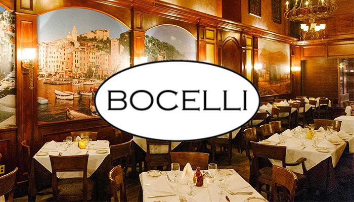 Bocelli's Restaurant