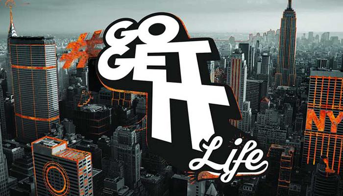 Theo Rossi's - Go Get It Life