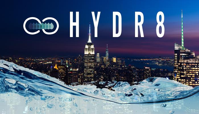 Hydr8