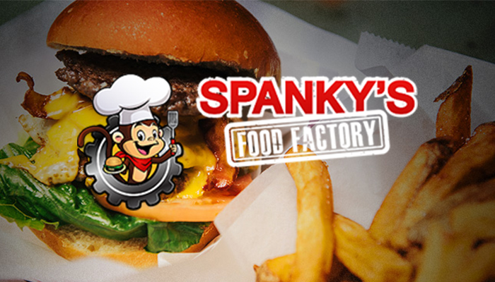 Spanky's Food Factory